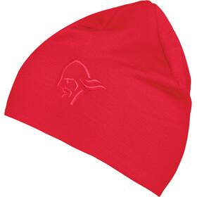 Norrøna Lyngen Headwear red